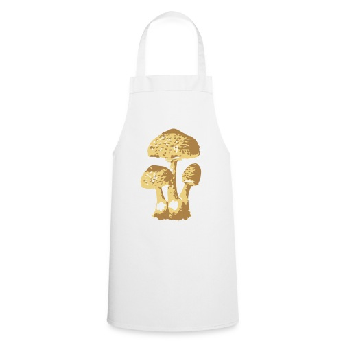 Pilz - Kochschürze