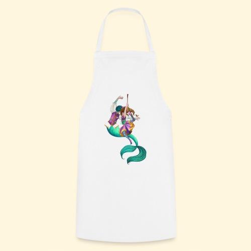 La sirène et la danseuse - Tablier de cuisine
