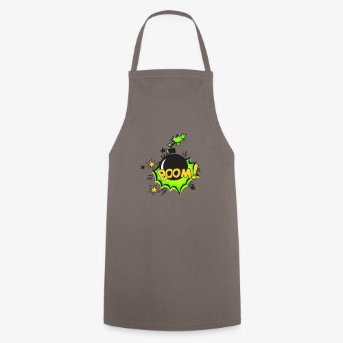 Serie Animaciones de los 80´s - Delantal de cocina