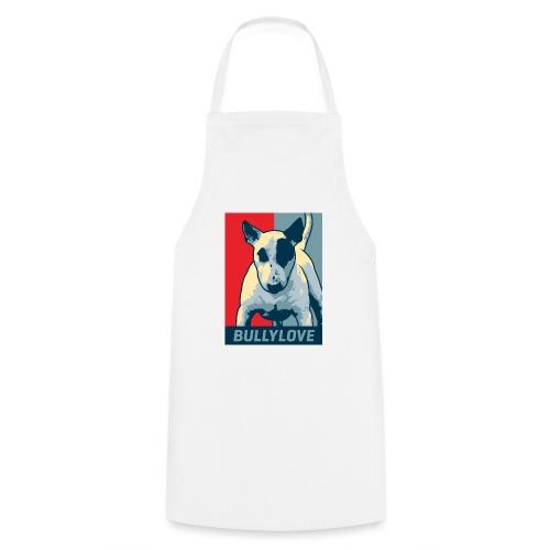 Bullterrier - Kochschürze