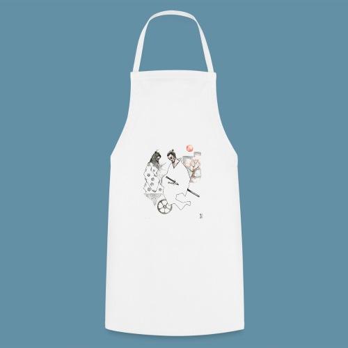 Samurai copia jpg - Grembiule da cucina