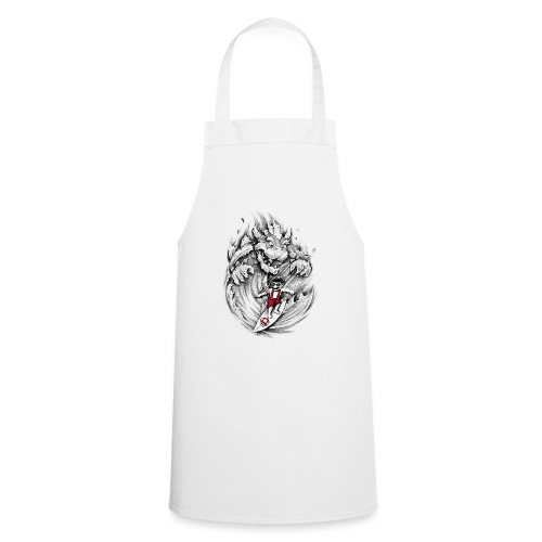 Surfing Mario - Cooking Apron