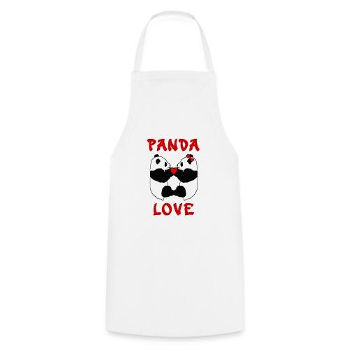Panda Love - Cooking Apron