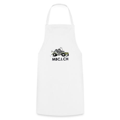 logo mbcj 50cm sans arc - Tablier de cuisine