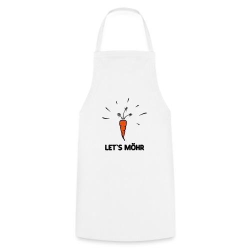 Let´s Möhr - Kochschürze