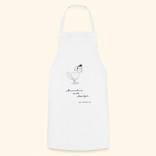 Mundus vult decipi (Ente) - Kochschürze