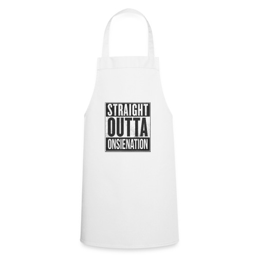 StraightOutta OnsieNation official mug - Cooking Apron