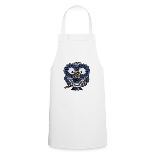 An owl - Cooking Apron