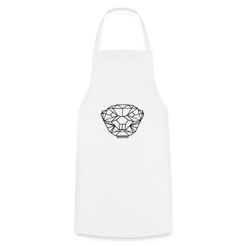 DusselOtter Logo schwarz - Cooking Apron