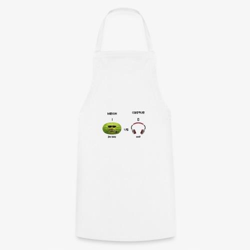 Melon vs Casque - Tablier de cuisine
