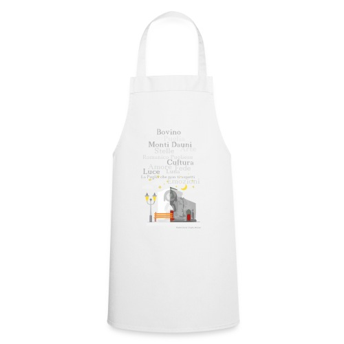 Duomo Graphic - Grembiule da cucina