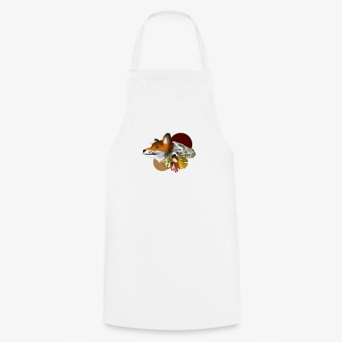 Autumn Foxey - Grembiule da cucina