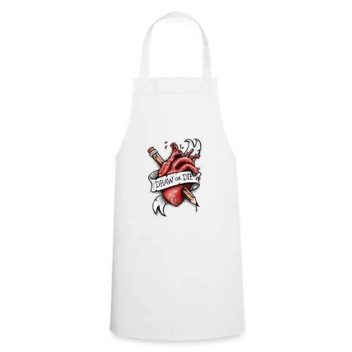 Draw or Die - Cooking Apron