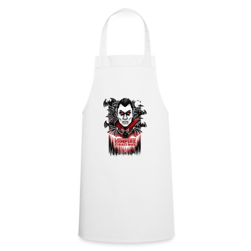 The Vampire Strikes Back - Cooking Apron