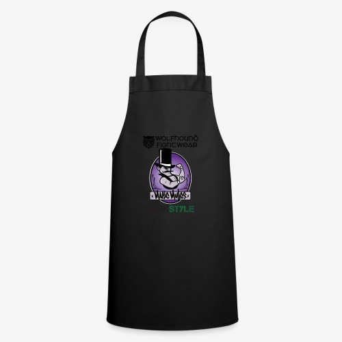myles front 0518 - Cooking Apron