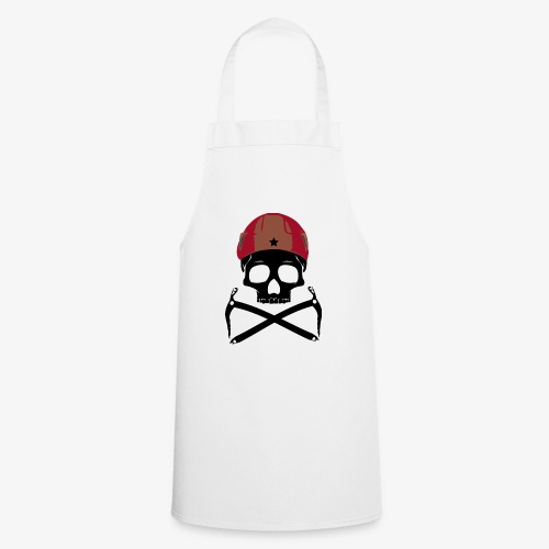 Climber Pirats skull black - Climbing Pirates - Cooking Apron