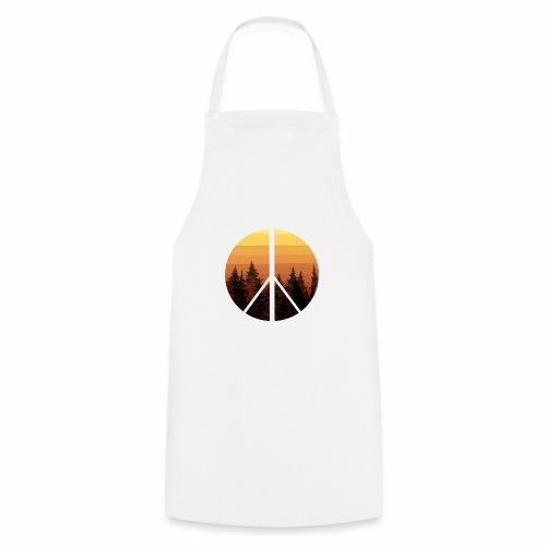 peace and sun - Tablier de cuisine