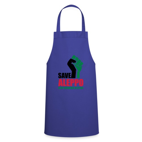 SAVE ALEPPO - Cooking Apron