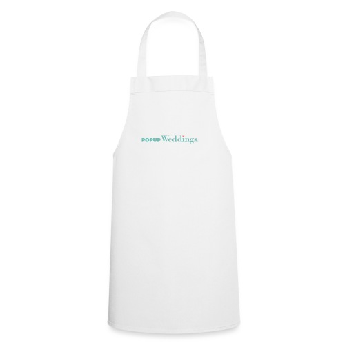 Popup Weddings - Cooking Apron