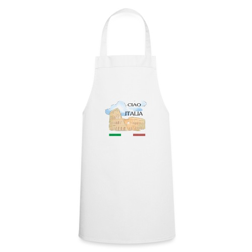 hello italy T-Shirts - Cooking Apron