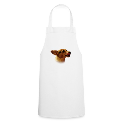 Peace | The Jack Russell - Cooking Apron
