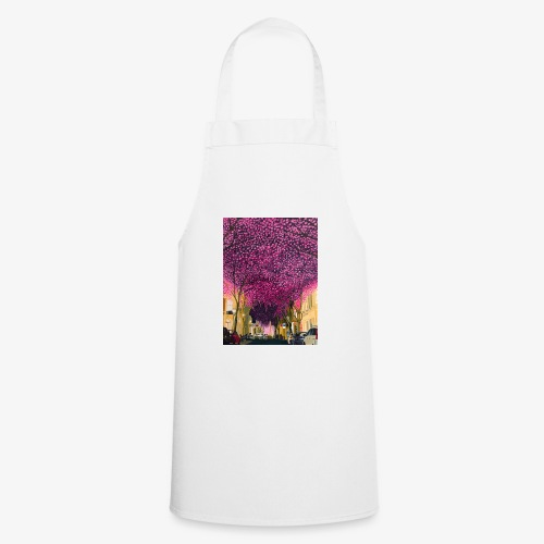 A street at night - Cooking Apron