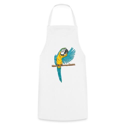 pfiffiger Papagei - Kochschürze