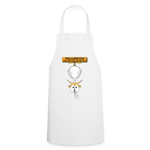 Pato Invertido Logo - Cooking Apron