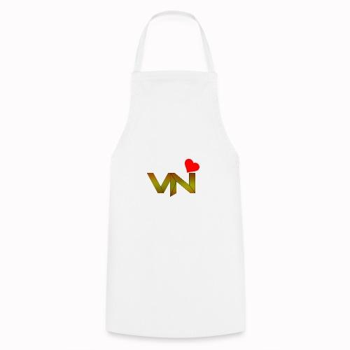 vN Render Gold png - Kochschürze