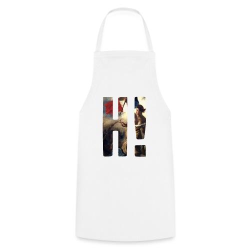 Apparel L'Histoire H! Logo Tee - Delacroix - Cooking Apron