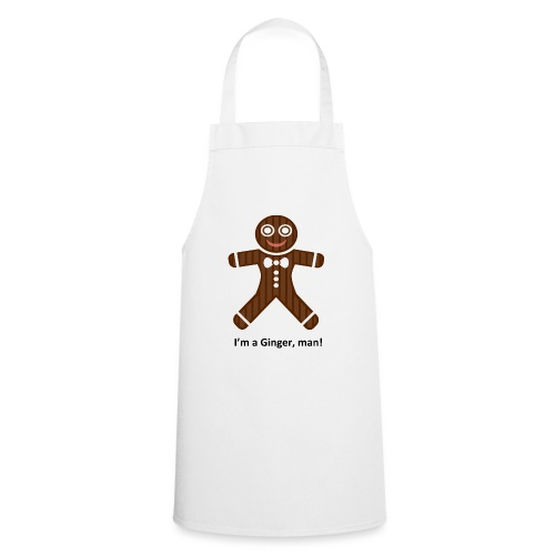 Isle of Ginger, you - Cooking Apron