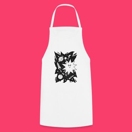 Stella Stern zum Ausmalen - Kochschürze