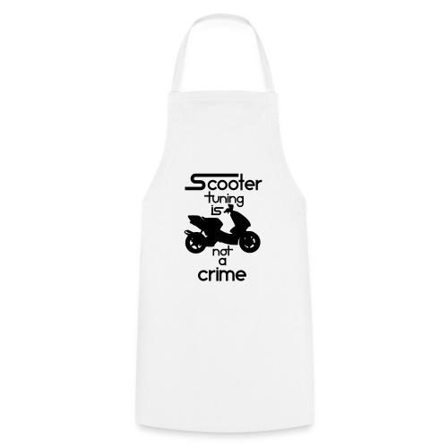 Scooter tuning is not a crime! Vol. III HQ - Kochschürze