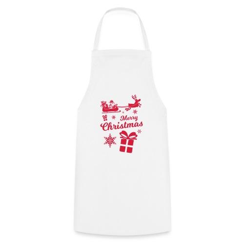 merry_christmas_3 - Tablier de cuisine