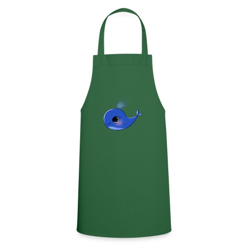 Mini Whale - Cooking Apron