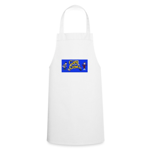 Game Coping Angry Banner - Cooking Apron