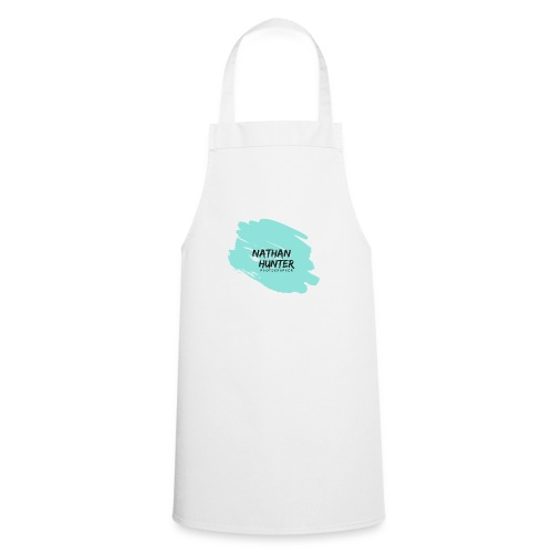 Nathan Hunter paint - Cooking Apron