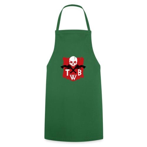 TWB logo - Grembiule da cucina