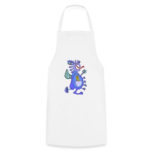 Blue Dragon - Grembiule da cucina