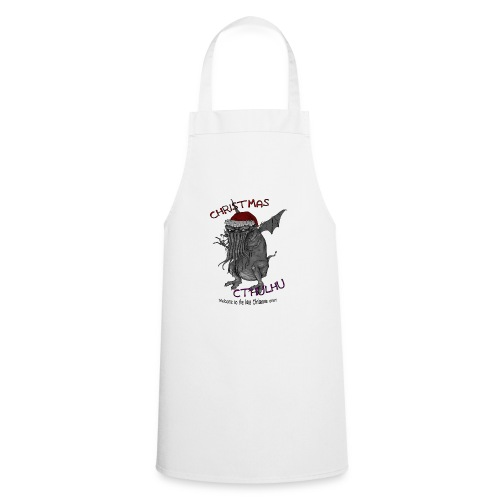 ChristmasCthulhu - Cooking Apron
