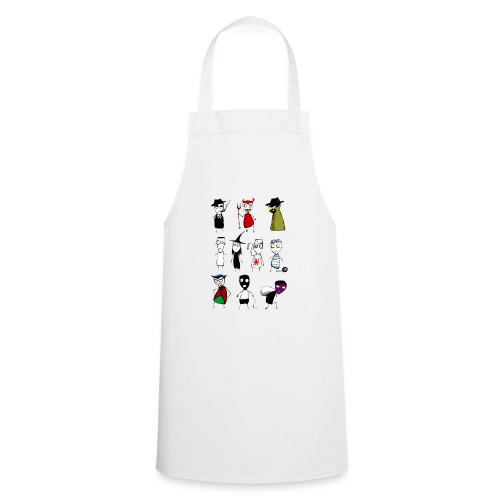 Bad to the bone - Cooking Apron