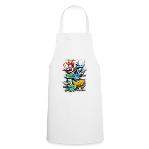 Types of Witches - Cooking Apron