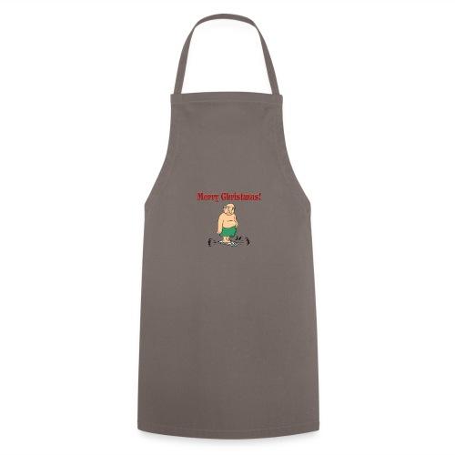 Merry christmas ! - Tablier de cuisine