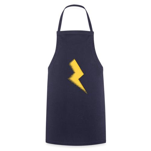 Fulmine - Grembiule da cucina