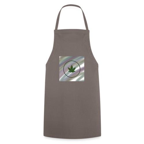 Hanfblatt - Kochschürze