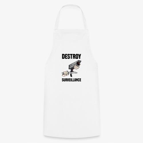 Destroy surveillance - Tablier de cuisine