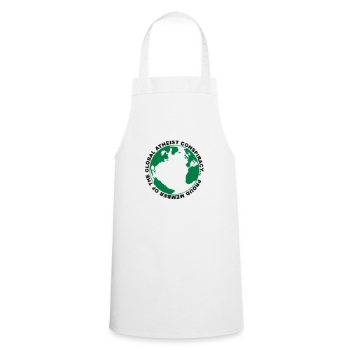 Global Atheist Conspiracy - Cooking Apron