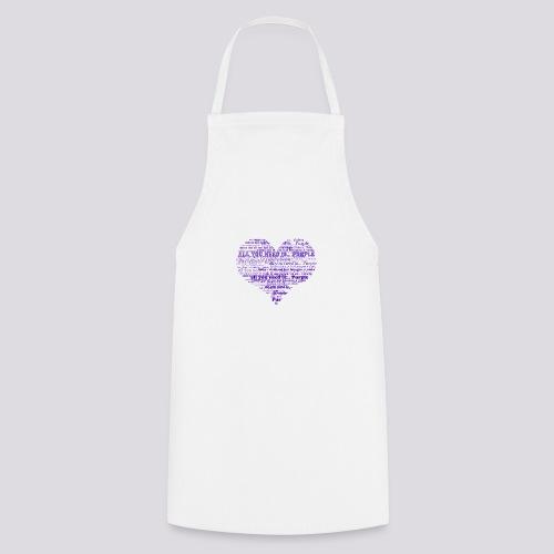 All you need is... purple! - Grembiule da cucina