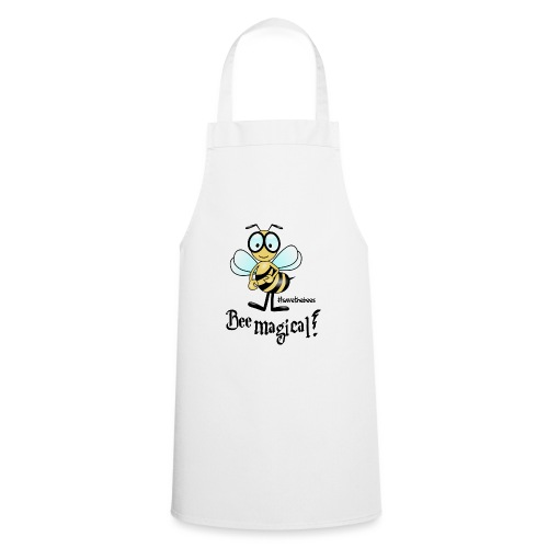 Bees10 - bees are magical | save the bees - Cooking Apron