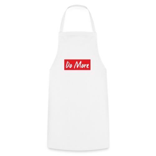 white logo color background - Tablier de cuisine